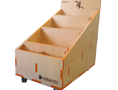 Standsome Slim Crafted Box