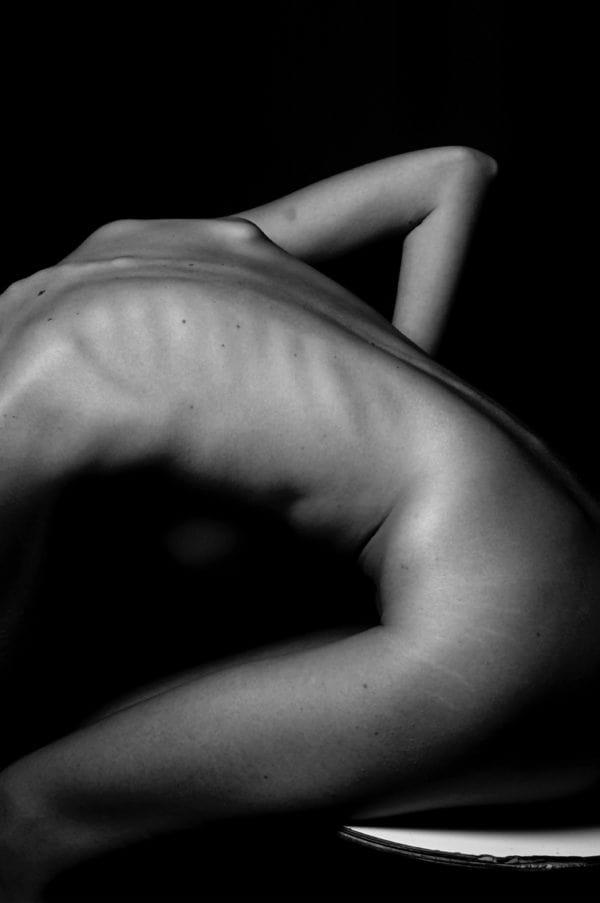 Rücken Wirbelsäule