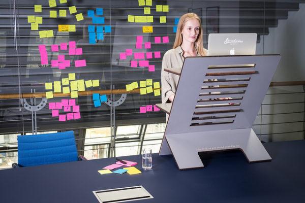 Checklich Brainstorming mit Standsome
