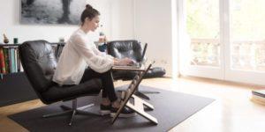 Home Office als Arbeitsort - mit Standsome