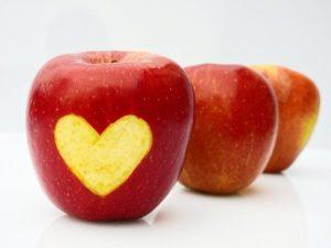Äpfel Vitaminmangel