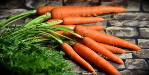 Karotten Vitaminmangel