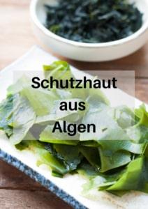 Schutzhaut aus Algen