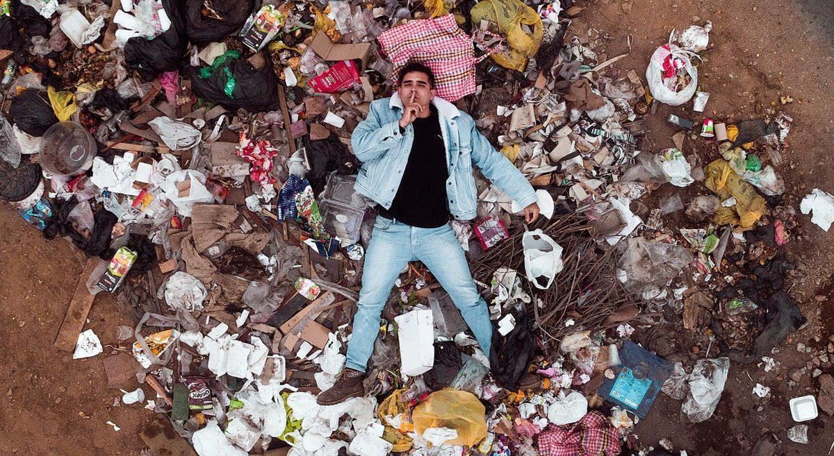 Abfall verringern - Ökologischer Fußabdruck - Müll