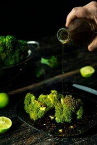 Brokkoli als Vitamin C Quelle