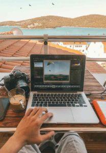 Entspannt arbeiten