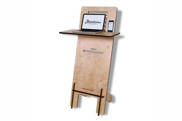 Standsome Free Crafted - height adjustable standing desk
