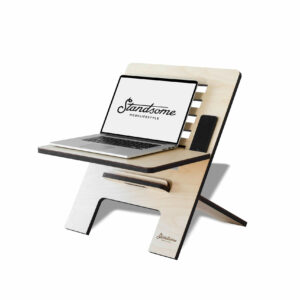 Standsome Slim Crafted - height adjustable standing desk