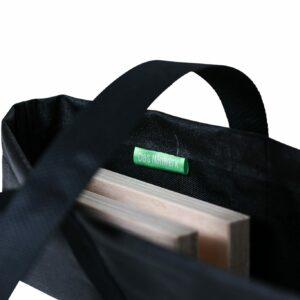 Carrying Construction Bag close up
