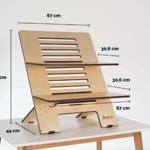 Standsome Double Crafted - Product dimensions