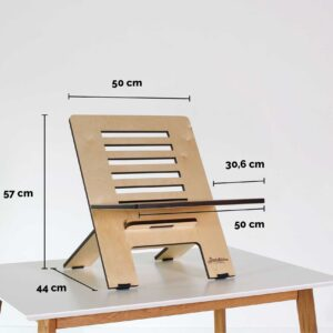 Standsome Slim Crafted - product measurements