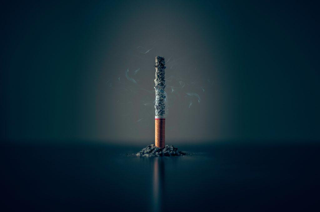 Auf Rauchen verzichten bei Osteoporose