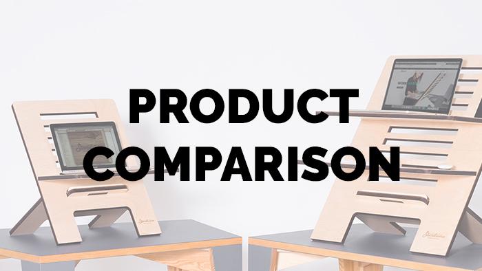 Standsome Produktvergleich